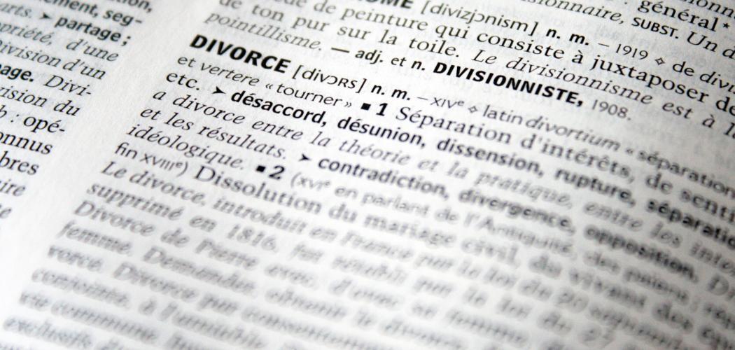 Rozvod a majetkové řízení manažera Tomáše